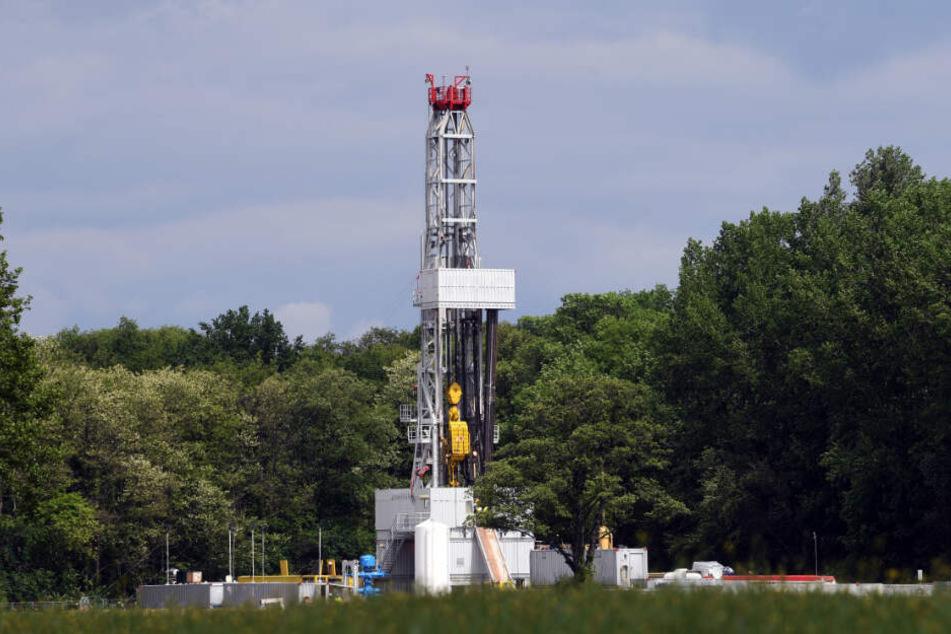 Probebohrung erfolgreich: Im Südwesten gibt es in 900 Metern Tiefe Öl