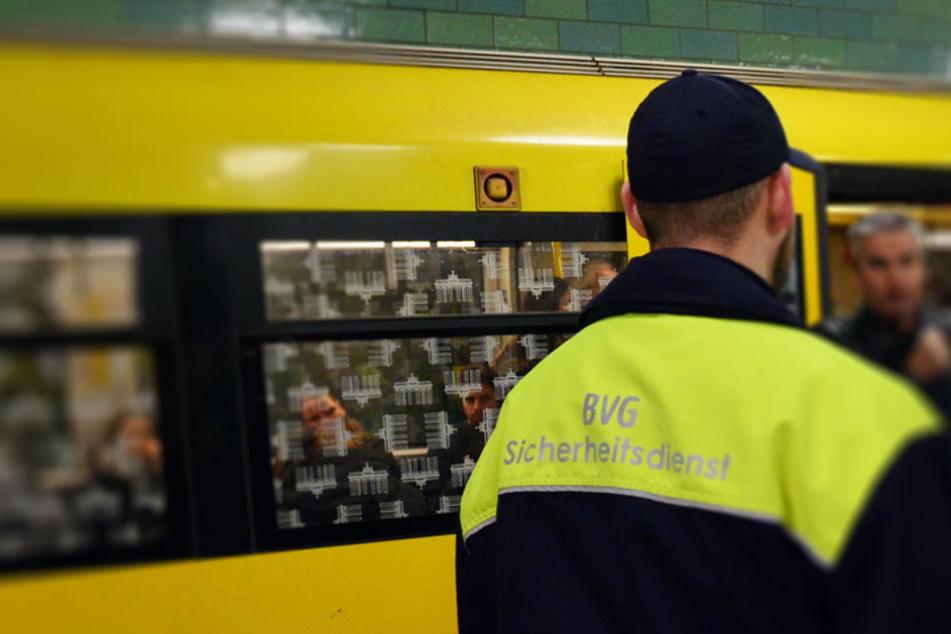 BVG macht Sicherheitsdienst stich- und schusssicher