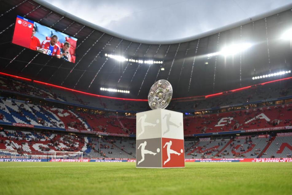 Am Freitag startet die Bundesliga in München in ihre neue Saison.