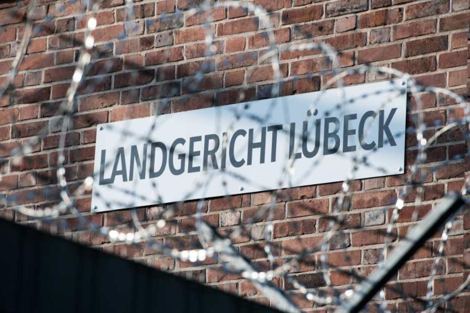 Der Prozess beginnt vor dem Lübecker Landgericht.