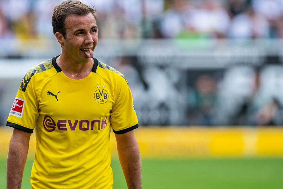 Mario Götze wird auch die nächsten Jahre mit Puma auf der Brust schwitzen dürfen.