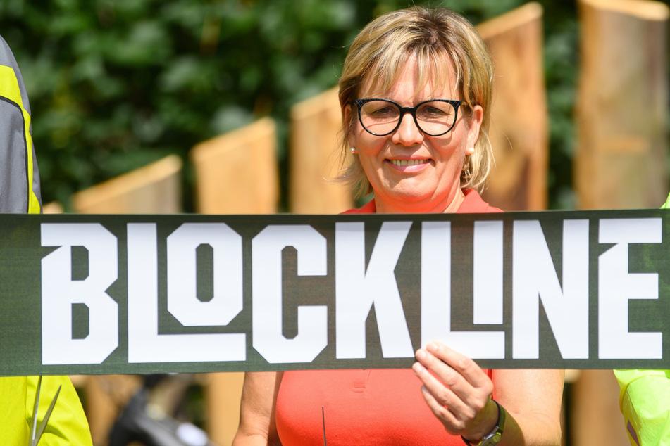 Sachsens Tourismusministerin Barbara Klepsch (55, CDU) erhofft sich durch die Fahrrad-Attraktion höhere Übernachtungszahlen im Erzgebirge.