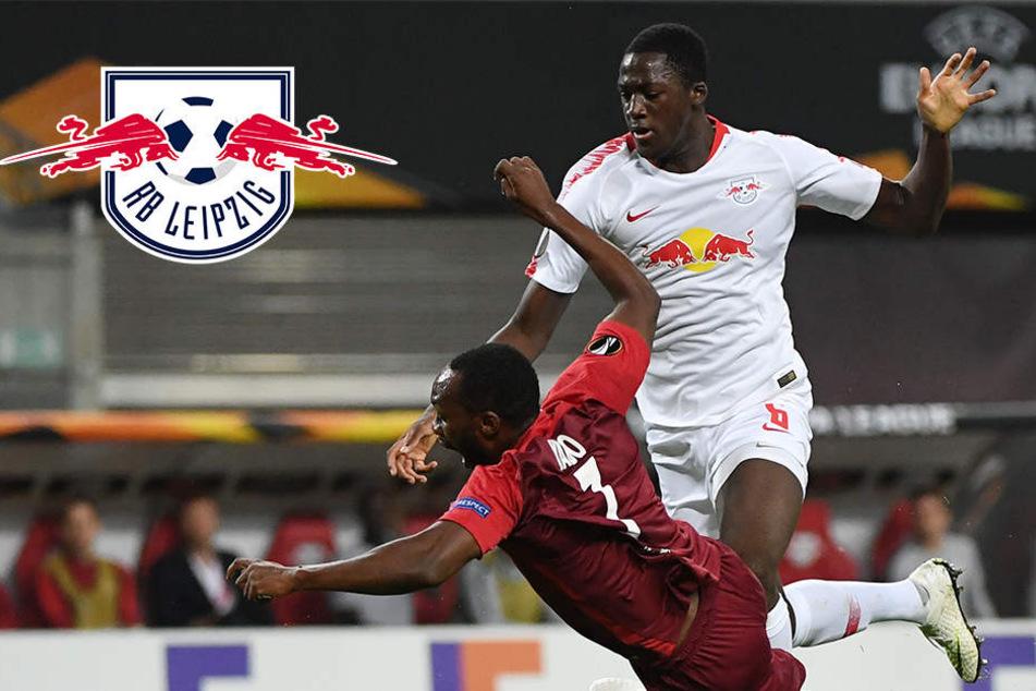 2:3 gegen Salzburg: Ein RB-Leipzig-Spieler bekommt ordentlich sein Fett weg