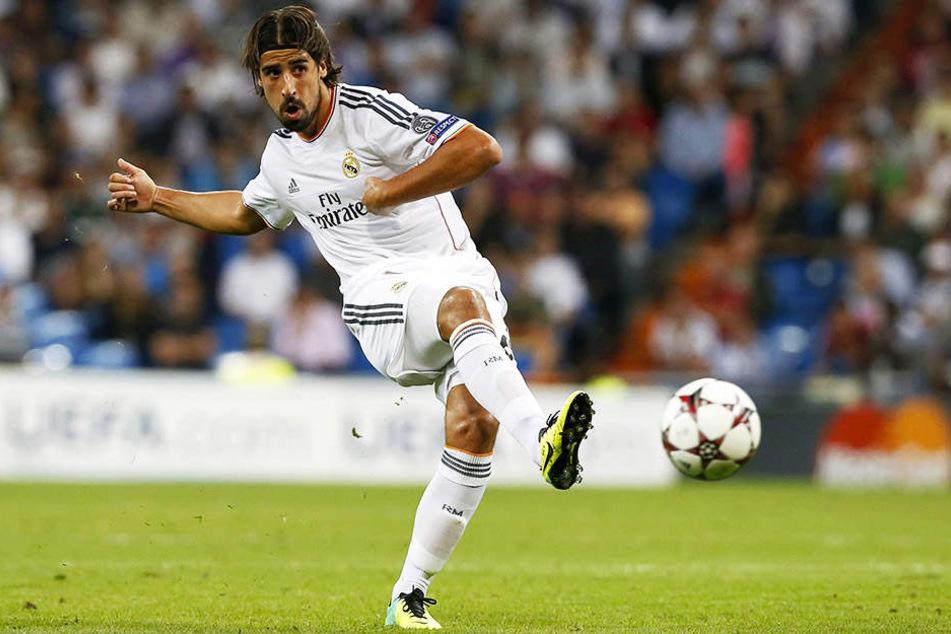 Kam der Schritt zu einem ausländischen Spitzenverein zu früh? Sami Khediras Zeit bei Real Madrid war durchwachsen.