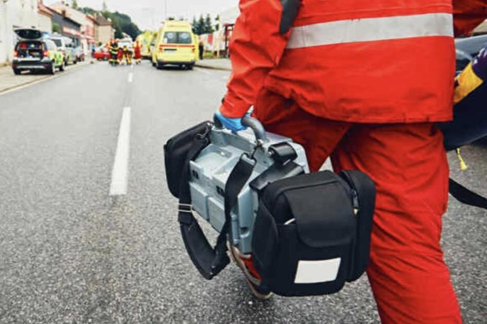 Leipzig: Unbekannte beklauen Rettungssanitäter während Einsatz