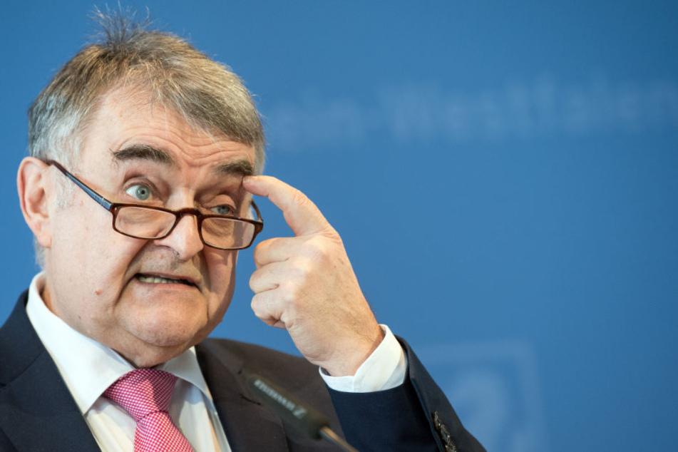 Herbert Reul (CDU) ist Innenminister in Nordrhein-Westfalen.