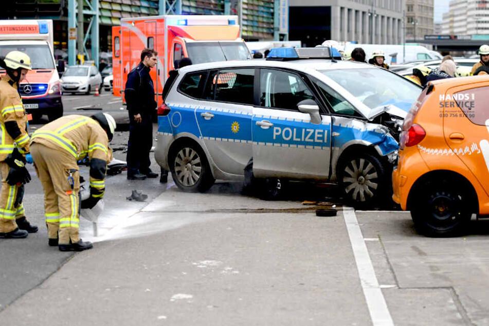 Berlin: Suff-Polizist raste 21-Jährige tot: Schockierende Bilder im Netz aufgetaucht!