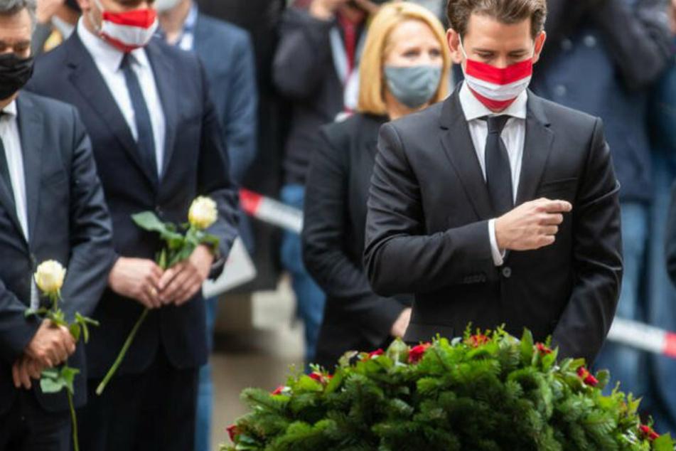 Nach Terroranschlag in Wien kommen brisante Details ans Licht