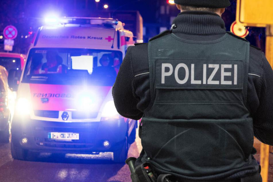 Das Opfer der Messerattacke wurde in ein Krankenhaus in Frankfurt gebracht (Symbolbild).