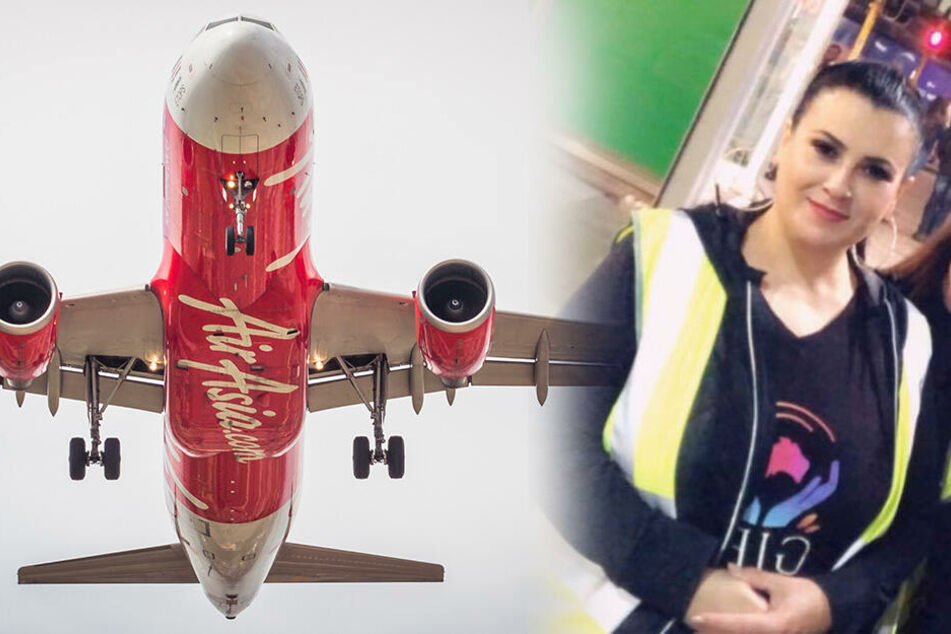 Baby stirbt während Flug: Fremde Frau hielt den Säugling bei seinem Tod im Arm!