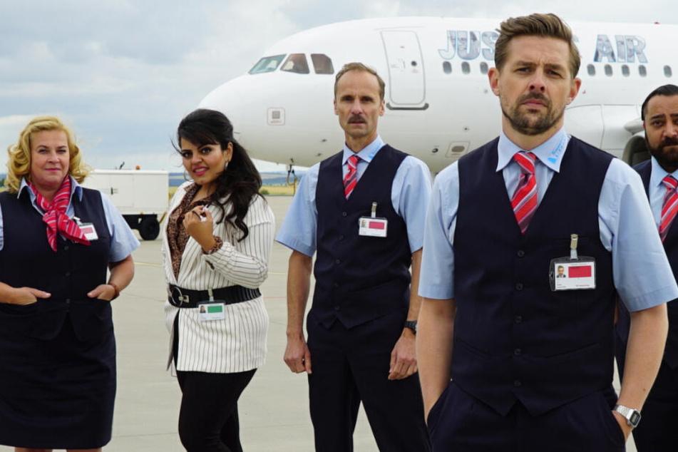Klaas Heufer-Umlauf auf Abwegen: Darum arbeitet er auf einem Flughafen