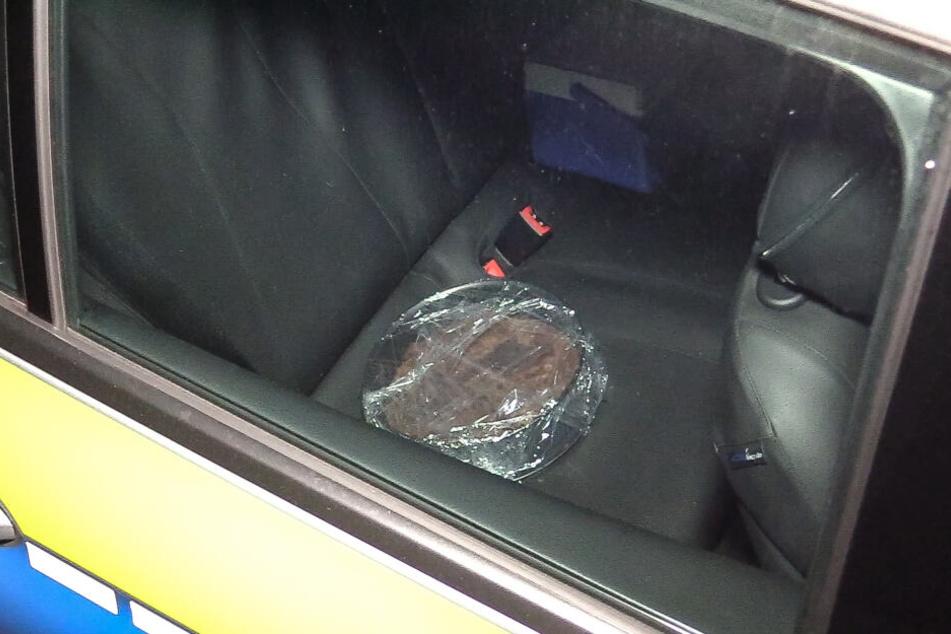 """Kuchen mit Marihuana: Der süße Übeltäter wurde umgehend """"festgenommen""""."""