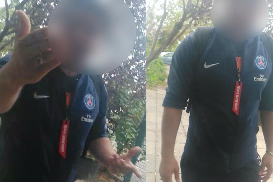 Frau beschimpft und Arm gebrochen: Polizei fahndet nach Schläger und findet ihn im Knast