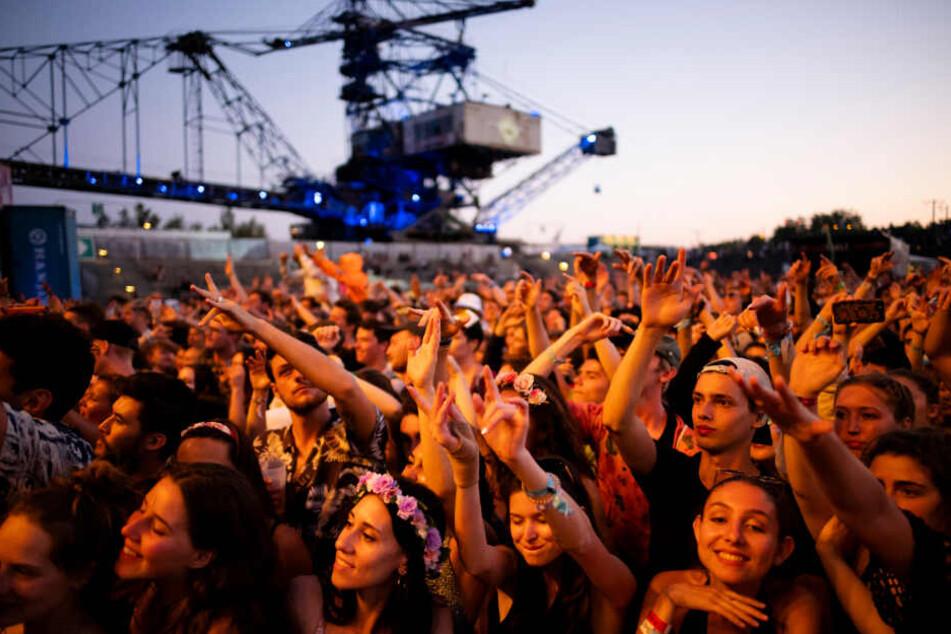 Die Besucher des diesjährigen MELT-Festivals erwartet ein ganz besonderes erotisches Highlight.