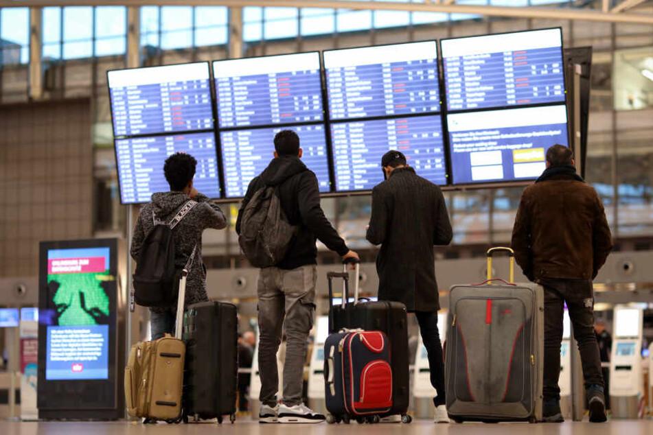 Urlauber haben bei Flugausfällen oder Verspätungen grundsätzlich Anspruch auf eine Entschädigung (Symbolbild).