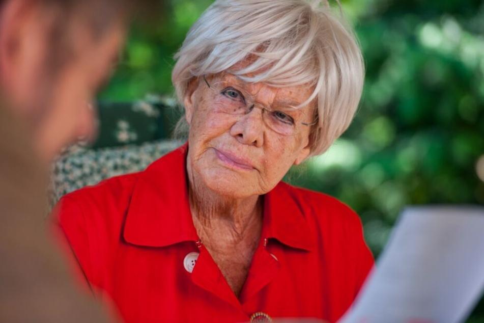"""Ingrid van Bergen gewann 2009 das """"Dschungelcamp."""""""