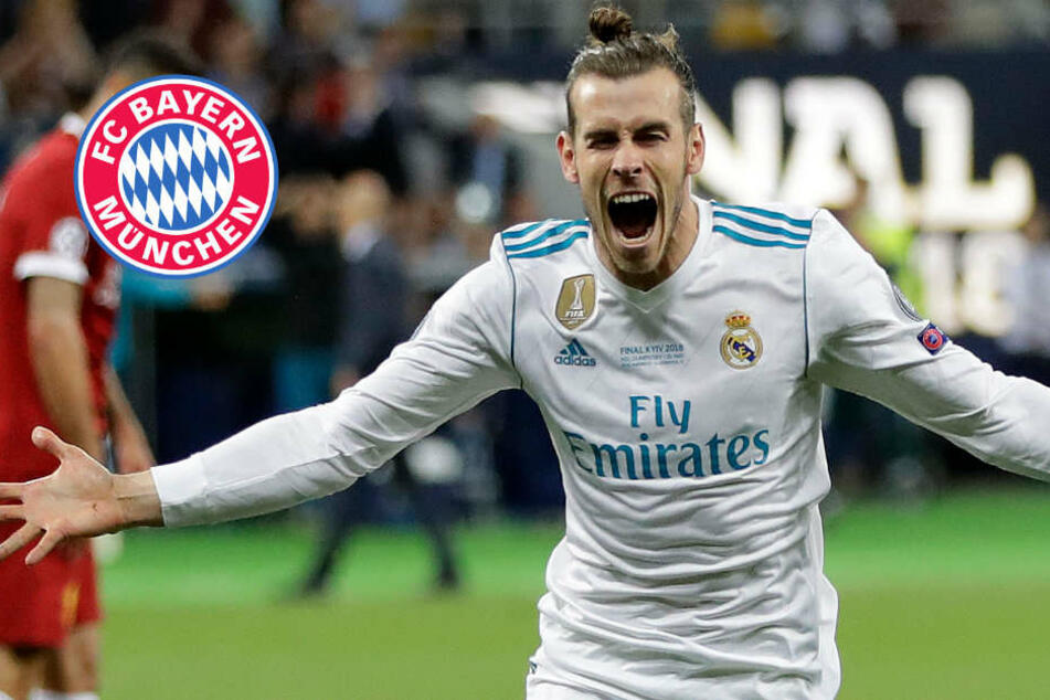 Angeln sich Kovac und der FC Bayern jetzt Real-Superstar Bale?