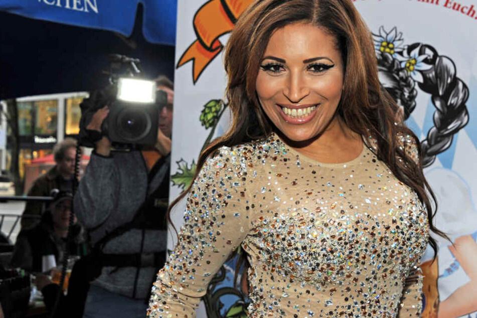 """Patricia Blanco hielt ihre Beziehung zu Nico Gollnick eine Weile geheim. Nun zieht sie mit ihm ins """"Sommerhaus der Stars""""."""