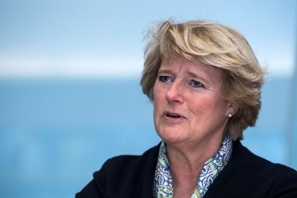 Monika Grütters zieht sich von der Spitze der Berliner CDU zurück.