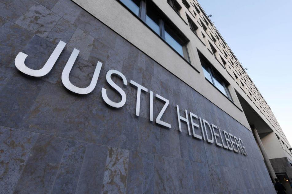 Der Prozess findet vor dem Heidelberger Landgericht statt (Symbolbild).