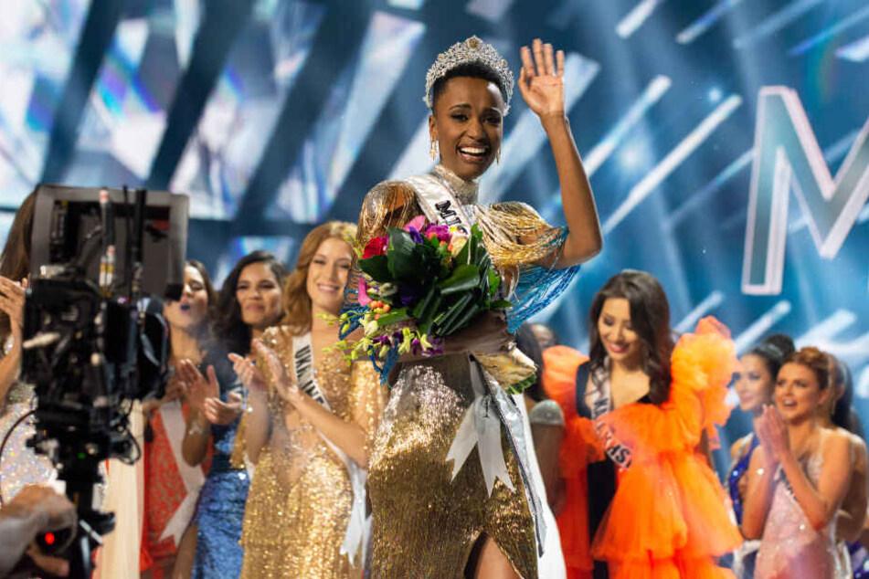 Miss Universe: Sie will nicht nur schön aussehen, sondern hat ein ganz bestimmtes Ziel