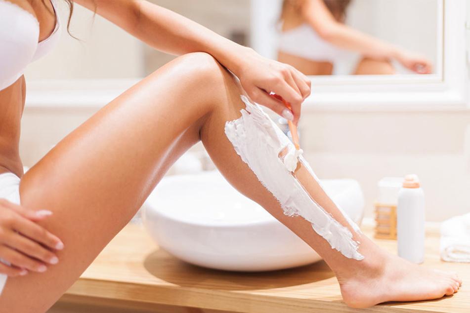Darum solltest du niemals Shampoo beim Rasieren benutzen