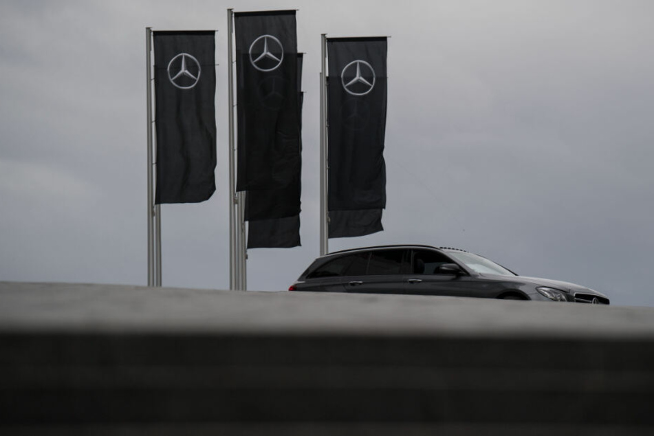 Auch der Dieselskandal macht den Stuttgartern zu schaffen. (Symbolbild)