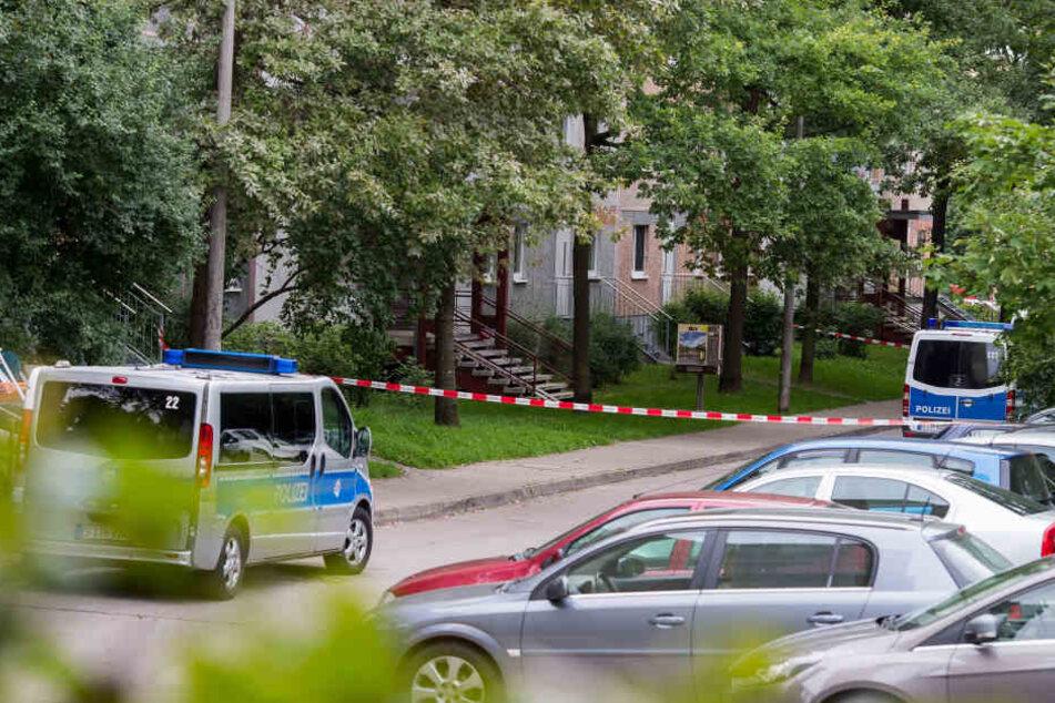Im Bereich der Tungerstraße kam es zu einem größeren Polizeieinsatz.