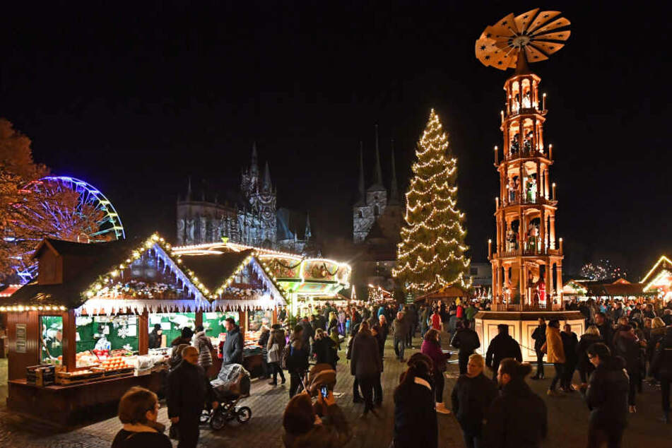 Wo Ist Der Größte Weihnachtsmarkt.Hier Starten Schon Heute Die Weihnachtsmärkte In Thüringen Tag24