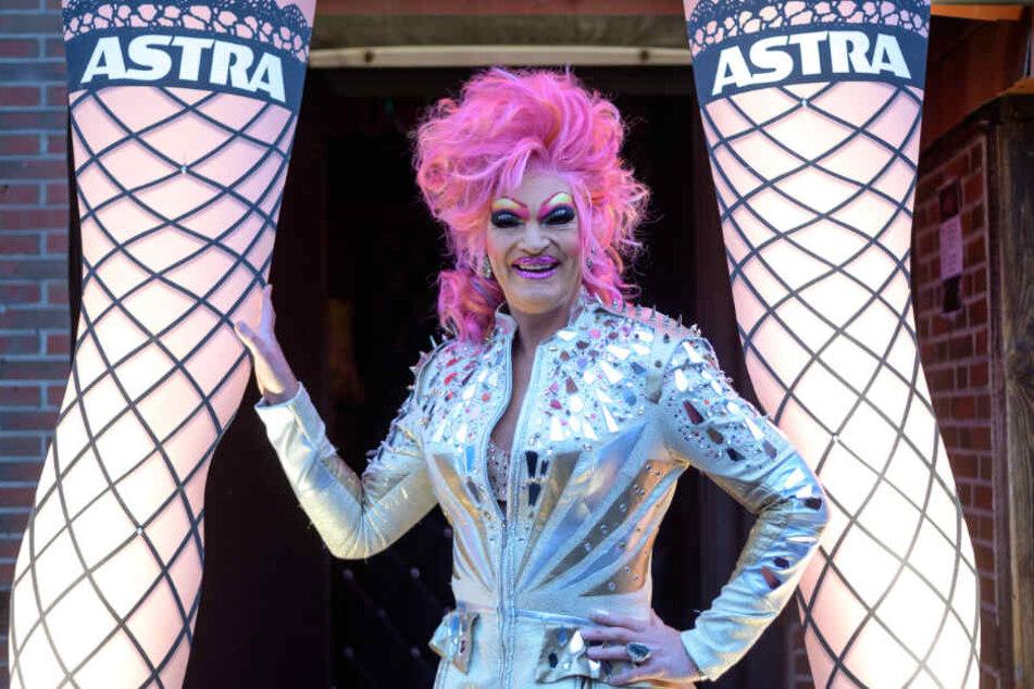 Erst vor wenigen Monaten eröffnete Olivia Jones einen Burlesque-Club in Hamburg.