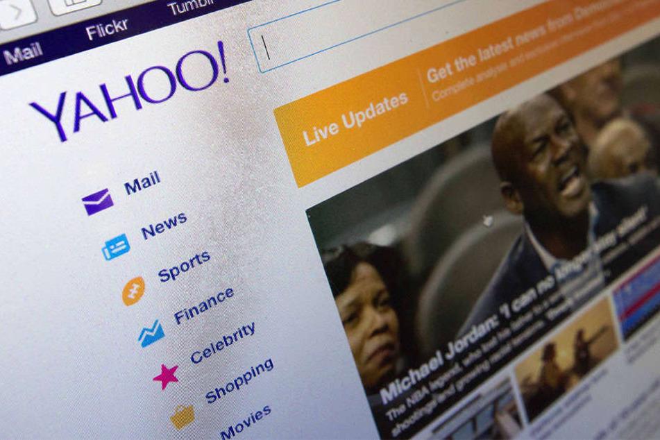 Yahoo räumt Datendiebstahl bei über einer Milliarde Nutzerkonten ein.