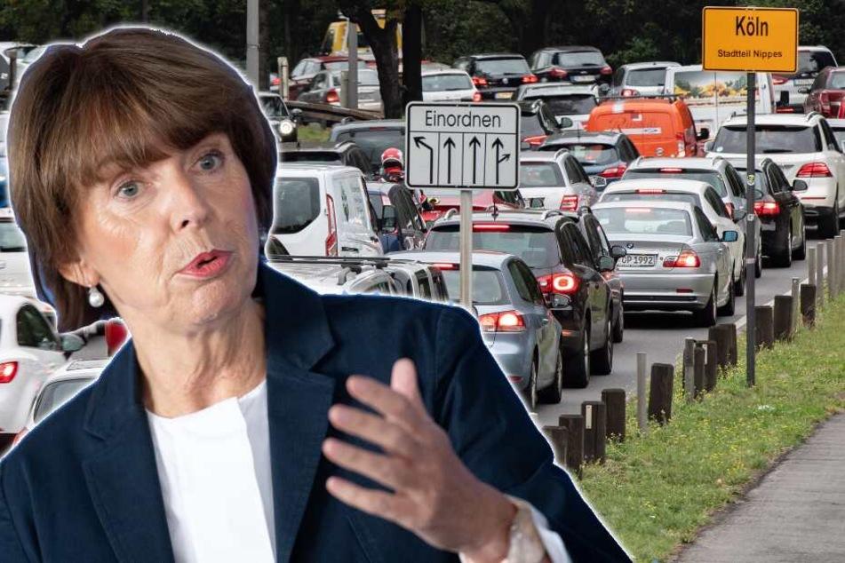 Bekommt Köln heute Diesel-Fahrverbote?