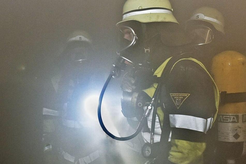 München: Mutter rettet ihre vierköpfige Familie vor Feuer in München