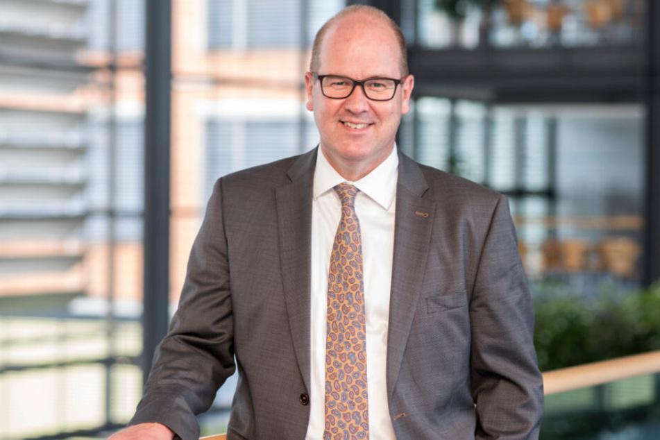 HUK-Chef Klaus-Jürgen Heitmann hat eine klare Meinung zum Portal Check24.