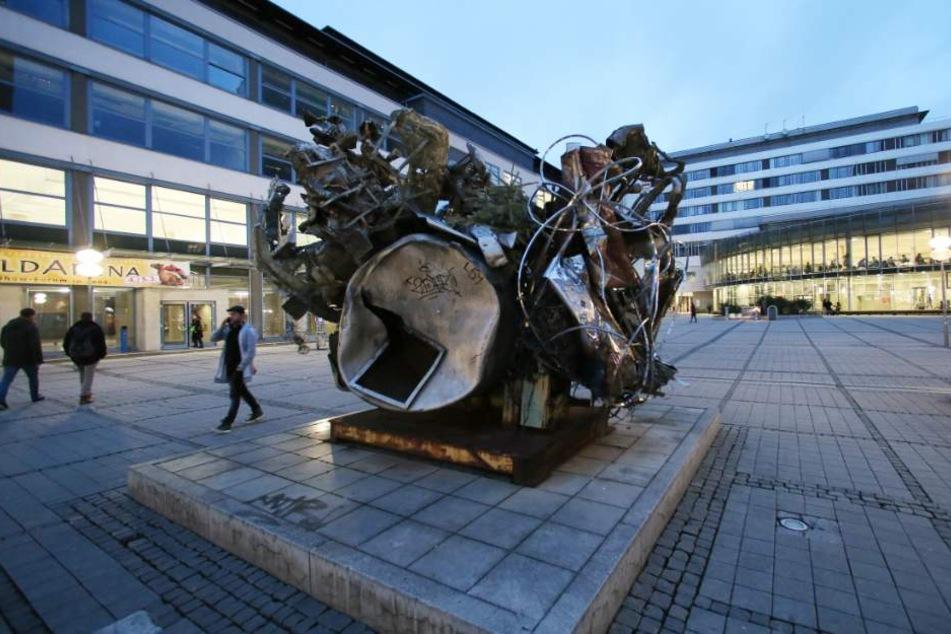 """Auf dem Campus der Uni Jena sollen zukünftig noch mehr Studenten ihr """"Unwesen"""" treiben. (Symbolbild)"""