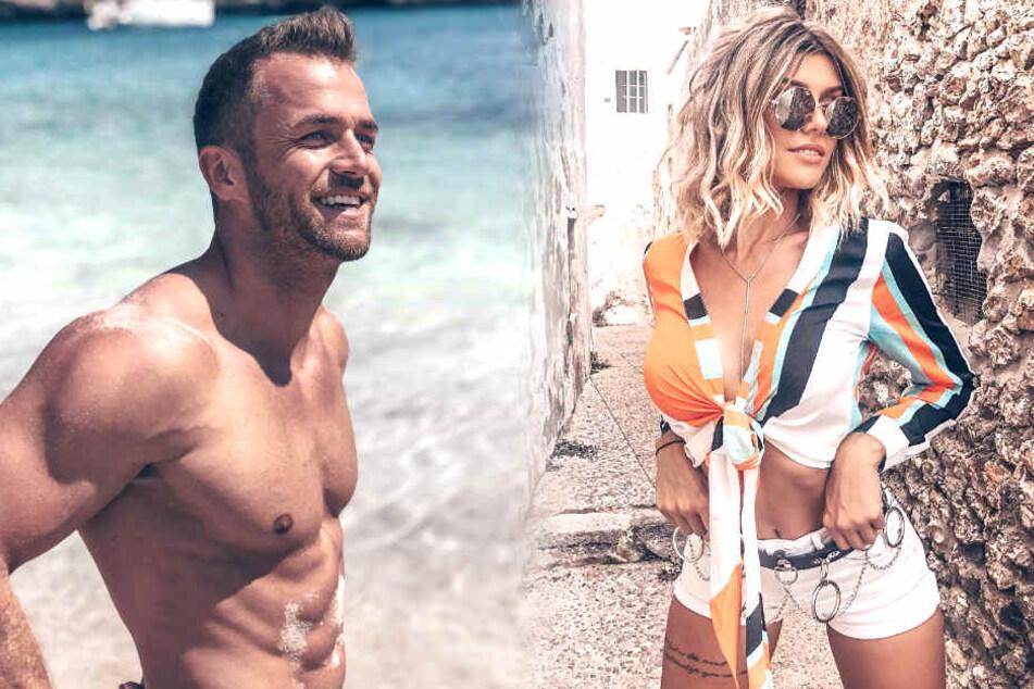"""Erwischt: GNTM-Gerda und """"Bachelor in Paradise""""-Philipp im Liebesurlaub?"""