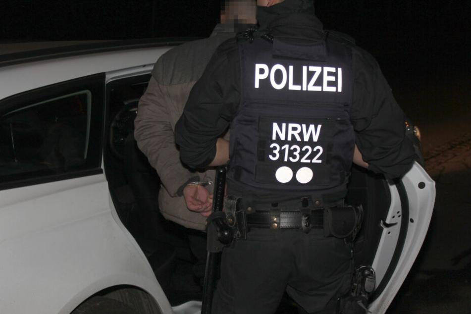 Elf Festnahmen bei Drogenrazzien im Raum Bonn