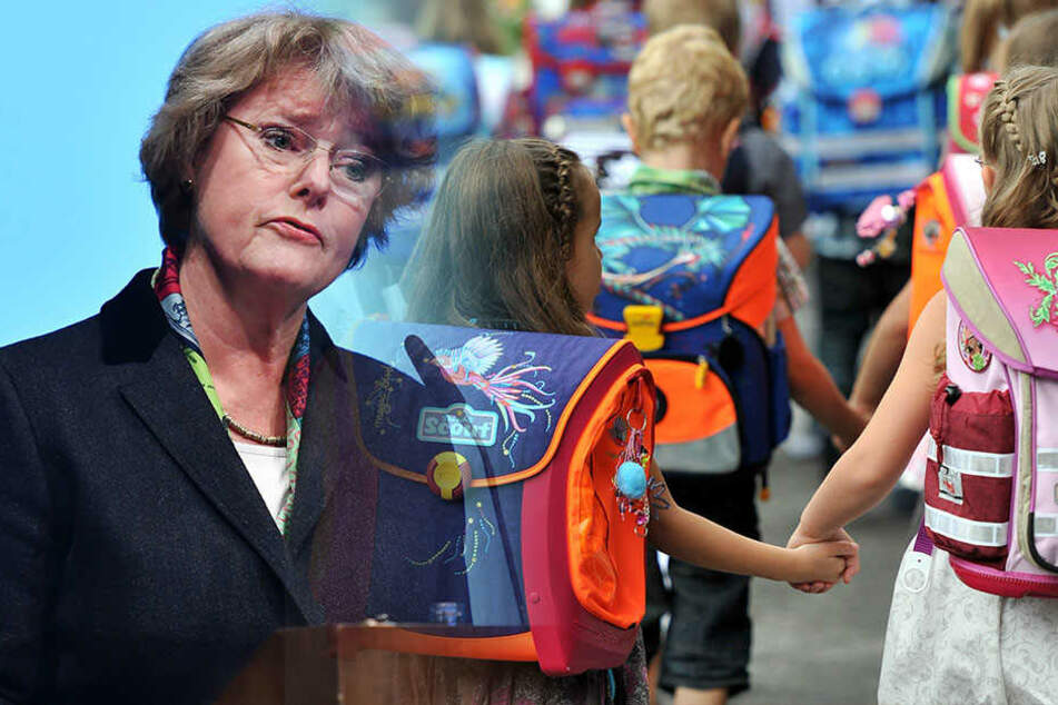 Die Berliner CDU-Vorsitzende Monika Grütters will mehr Unterricht für Grundschüler.