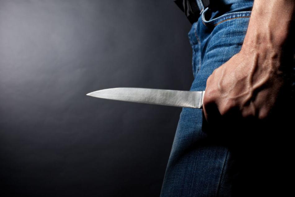 Der agressive Mann ließ sich selbst von der Polizei nicht beruhigen (Symbolbild).