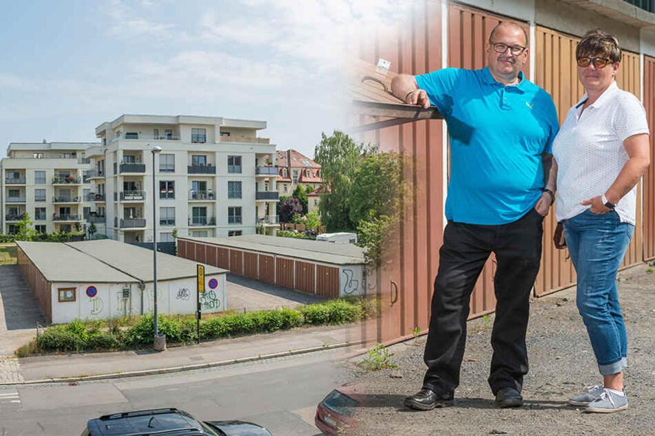 Häufig Gnadenlos: Dresden kassiert Garagen-Gemeinschaft für Abriss ab - TAG24 FB89