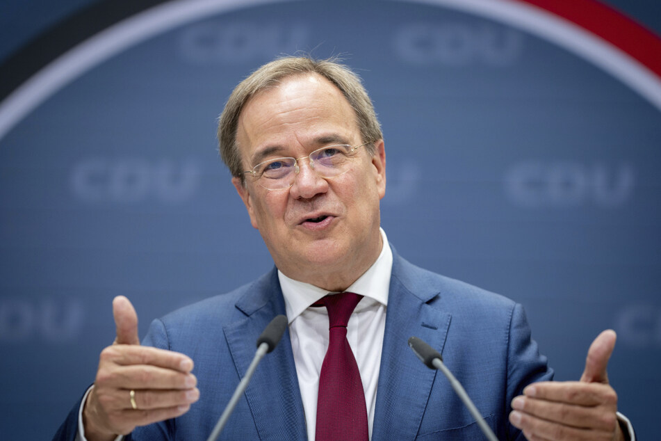 "Armin Laschet (60, CDU) verkörpert in der Union am besten das ""Prinzip Merkel""."