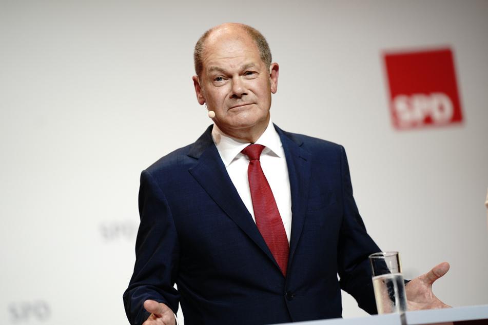 Wir Olaf Scholz (62, SPD) der neue Bundeskanzler?