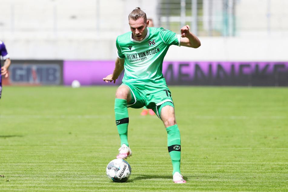 Marvin Ducksch (27) erzielte in den vergangenen beiden Jahren 33 Tore in 70 Einsätzen für Hannover 96 und gab zudem 15 direkte Vorlagen.