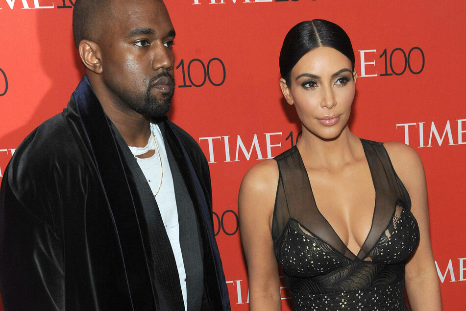 Kim Kardashian and Kanye West have been together for eight years.