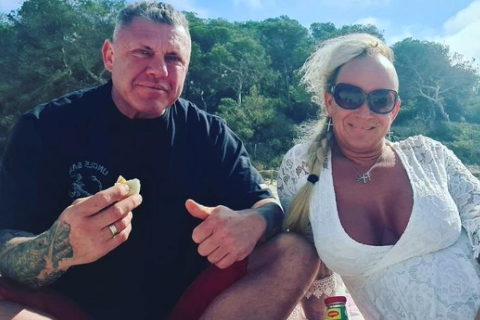Caro und Andreas Robens haben Grund zur Freude: Auf Mallorca dürfen sie ihr Lokal wieder öffnen