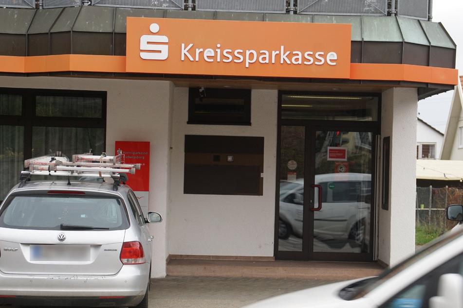 In dieser Bankfiliale kam es zur tödlichen Schussabgabe.