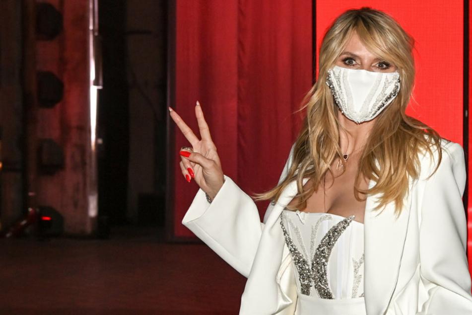 GNTM: Heidi Klum will das Zepter an Tochter Leni übergeben
