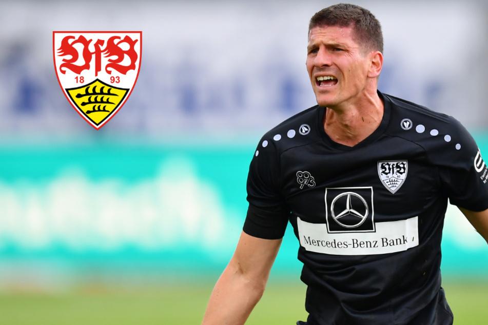 Paukenschlag beim VfB Stuttgart! Mario Gomez hört wohl am Saisonende auf