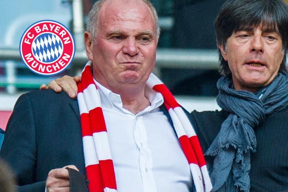 Drei Bayern-Stars aussortiert: Das sagt Hoeneß zur Löw-Entscheidung