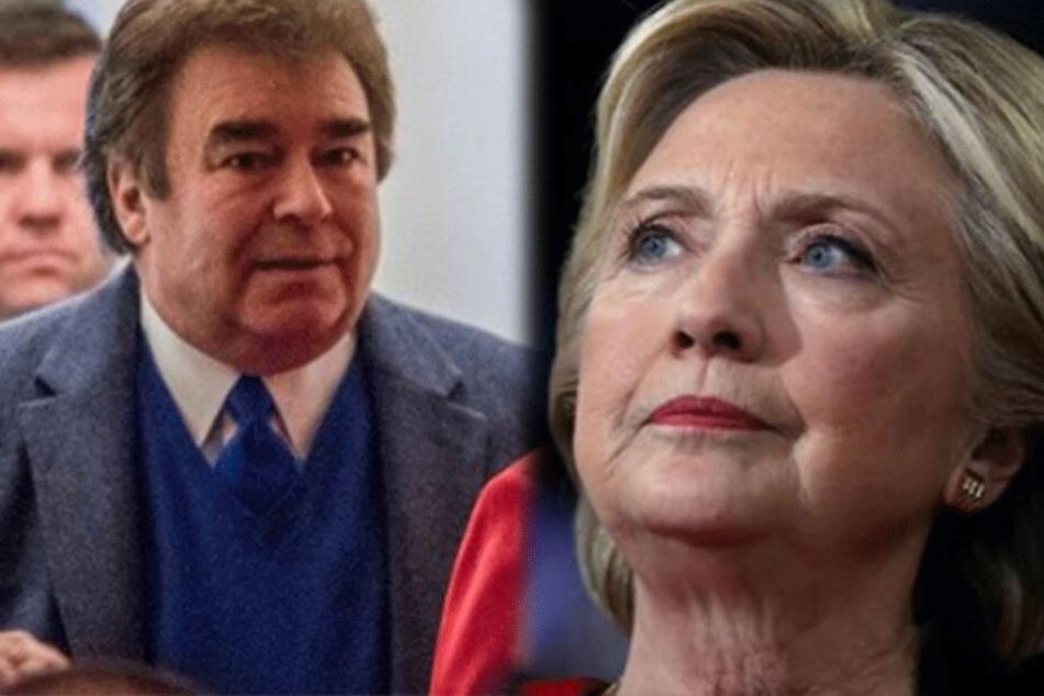 """""""Wir werden ihn sehr vermissen"""": Große Trauer bei Hillary Clinton"""